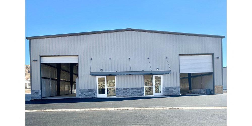 Fairgrounds Industrial Building