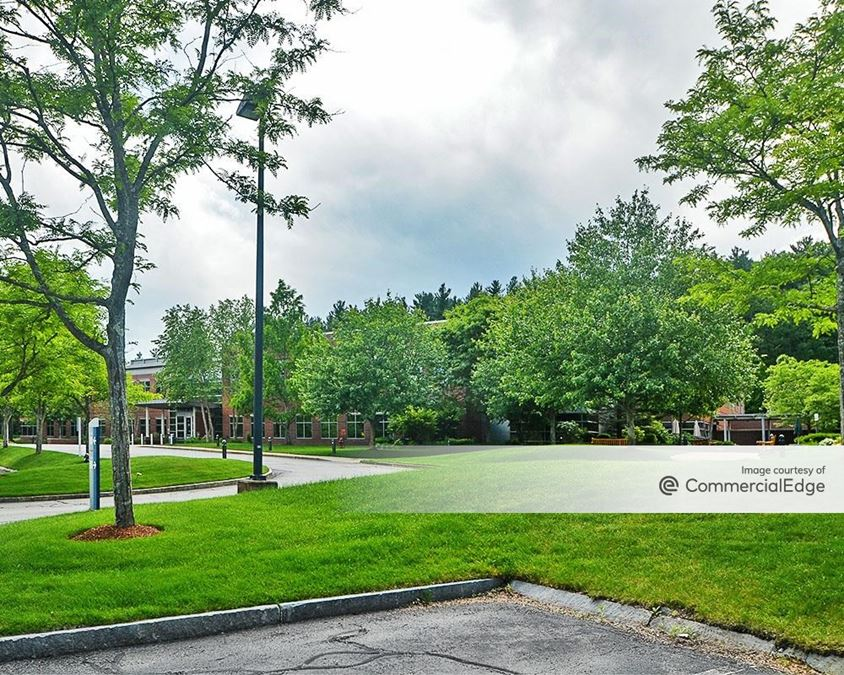 Cisco Boxborough - Building 200