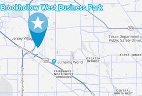 For Lease   10,997 SF Office/Warehouse Available - Houston