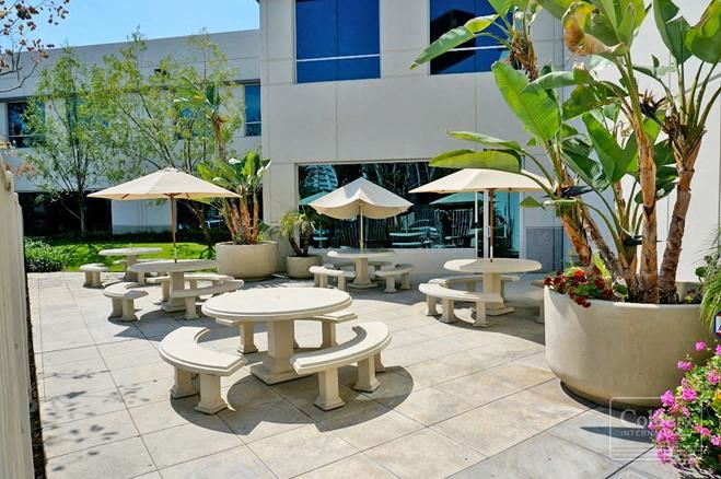 Full Class A Office/Flex Building Sublease in Commerce
