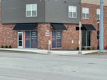 Renaissance Park Retail Space - Charlestown