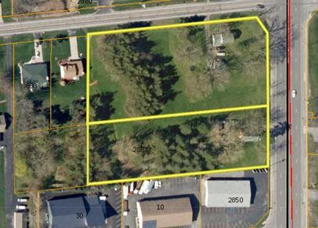 4.33-6+/- Acres Development Site - Vacant Land - West Seneca