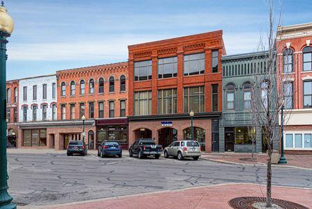 23-25 E. Front Street & 30 Washington Street - Monroe