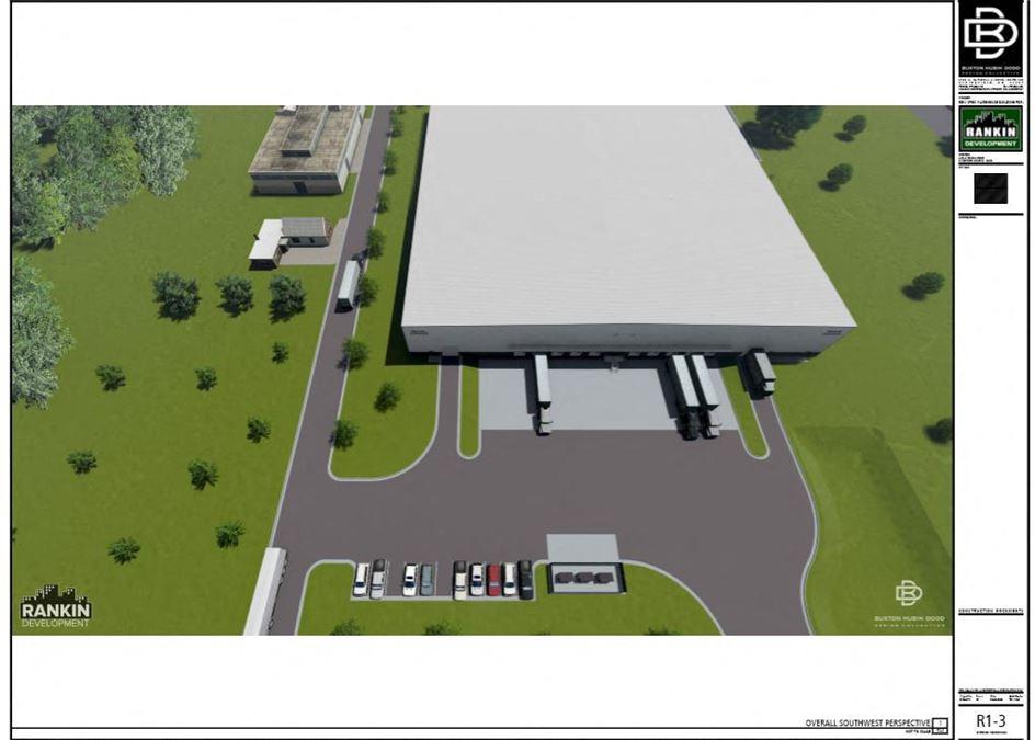 2173 E Turner Warehouse