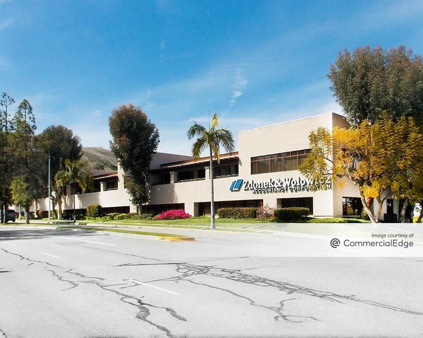 Rolling Hills Business Center - 25500 Hawthorne Blvd