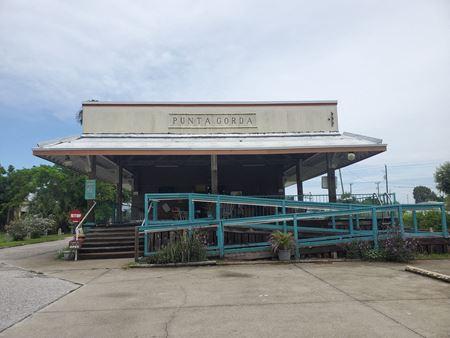 Train Depot For Lease - Punta Gorda