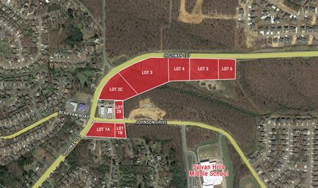18.46 AC Hwy 107 and Johnson Drive - Sherwood
