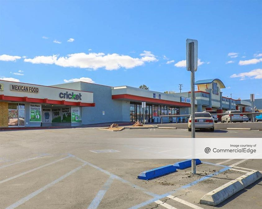 Barstow Shopping Center