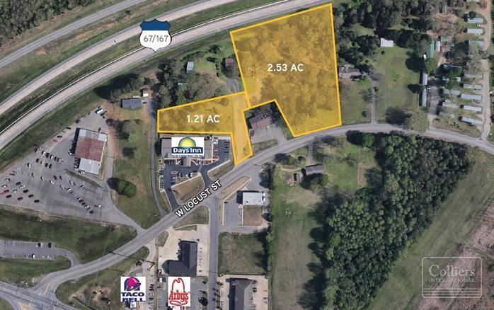 Cabot Land for Sale