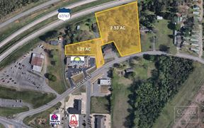 Cabot Land for Sale - Cabot