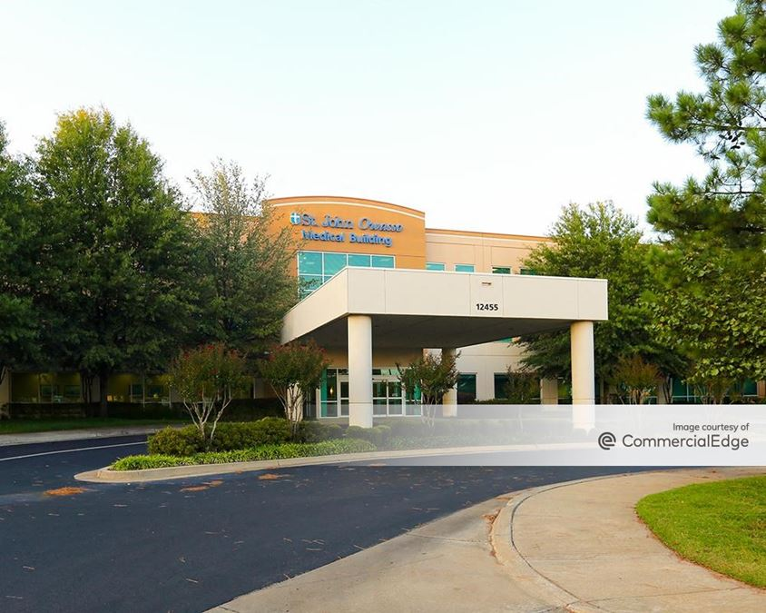 St. John Owasso Medical Office Building