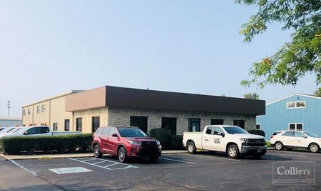 Free-standing Flex Opportunity in Active Business Park - Noblesville