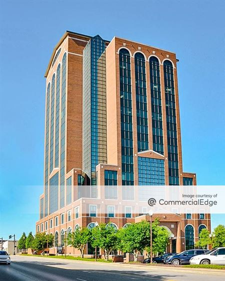 The City Center - Murfreesboro