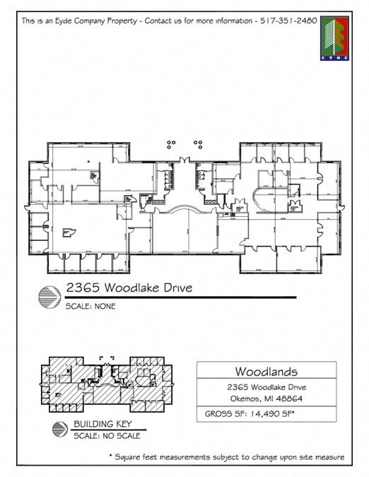 2365 Woodlake Drive Office Building