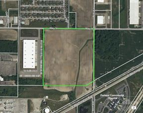 Vacant Land Available in Zeeland, MI