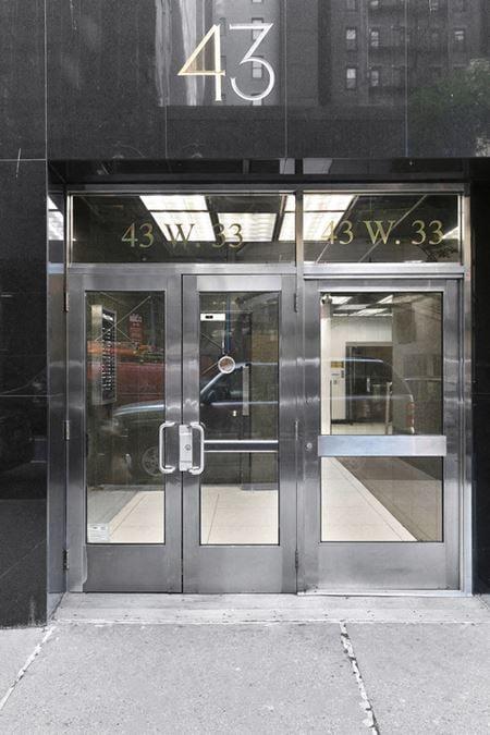 43 West 33rd Street - New York