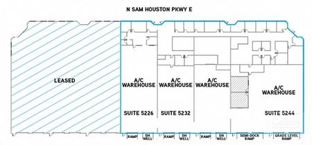 For Lease | Up to ±27,080 SF Available at Interbelt Business Center - Houston