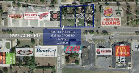 3323 NW Cache Rd - Lawton