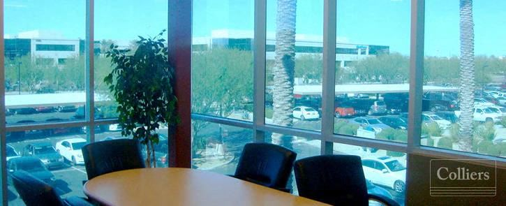 Office Space for Lease in Scottsdale Airpark