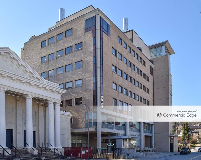 Magee-Womens Hospital of UPMC - Magee-Womens Research Institute