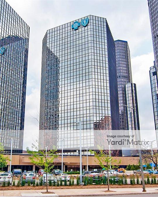 GM Renaissance Center - Tower 500