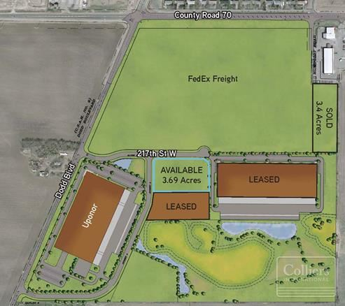 First Park Lakeville - Build-to-Suit and Land Sales