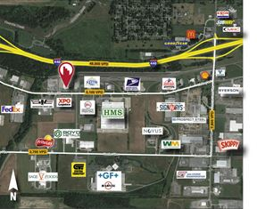 Office/Warehouse Property in the LR Port Area - Little Rock