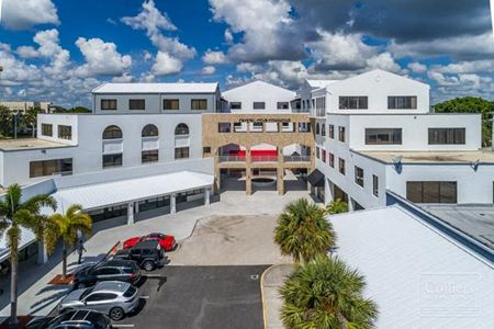 Crystal Cove Commons Office Space For Lease - North Palm Beach