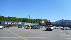 Military Plaza Shopping Center - Benton