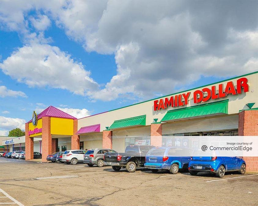 Hawkins Plaza Shopping Center