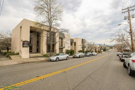 Downtown Professional Office Building - Redding