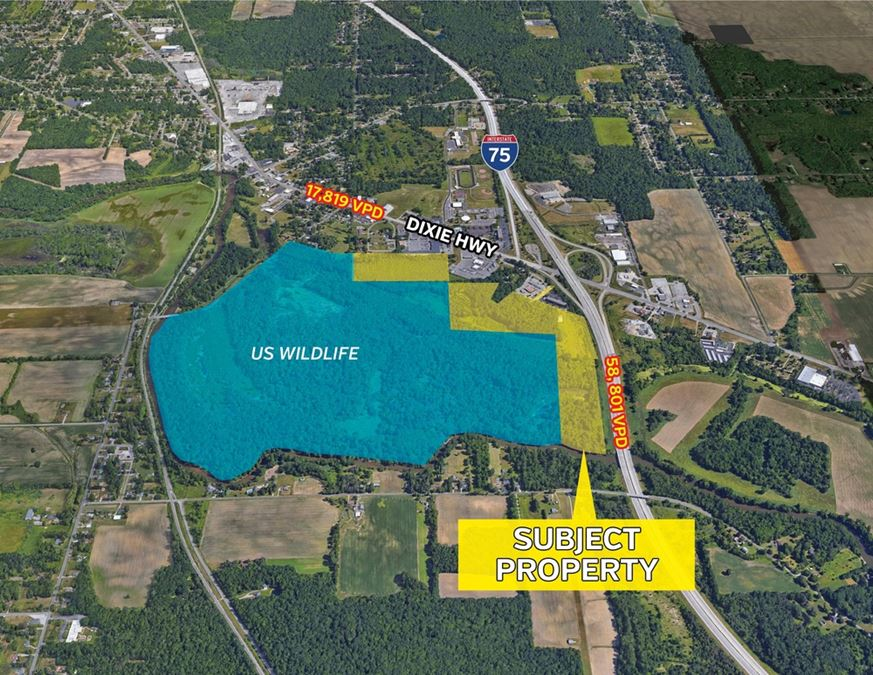 Bridgeport Township I-75 Development Site