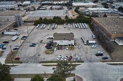 Repair Facility and Storage Yard - Arlington