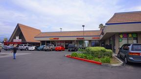 Multi-Tenant Strip Center