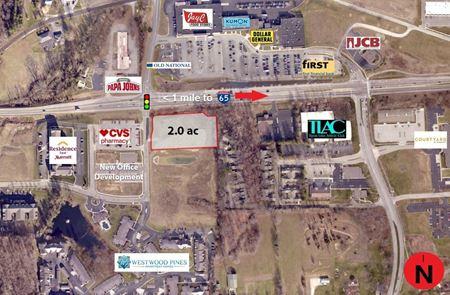 PRICE REDUCED- Signalized Corner/ State Road 46 Near I-65 - Columbus