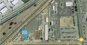 Approximately 30,000SF of M-2 Yard Area