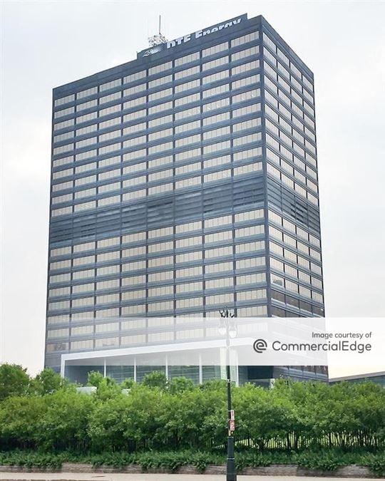 DTE Energy Headquarters - Detroit Edison Plaza