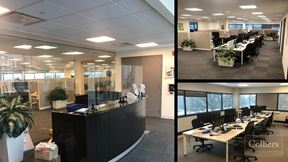5,000 - 8,000 SF Sublease Located In Class A Building In Eatontown NJ