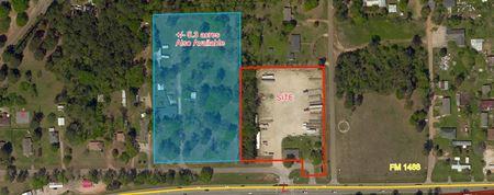 3.15 Acres on FM 1488 - Magnolia