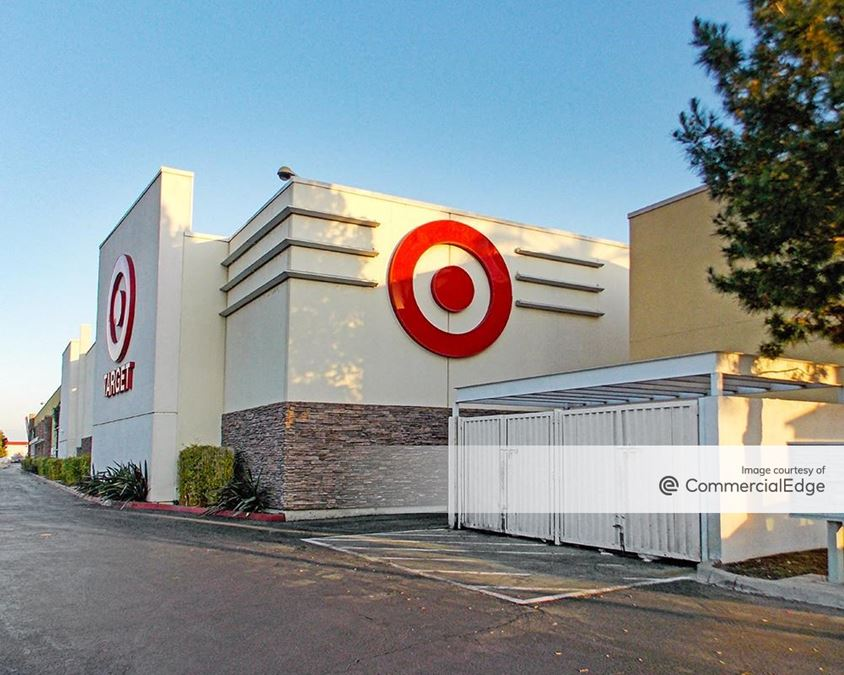 The District at Tustin Legacy - Target