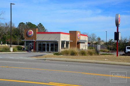 ±2,866 SF Former Burger King for Lease or Sale - Aiken