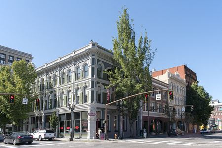 Lease Opportunity in Historic Downtown Building - Portland