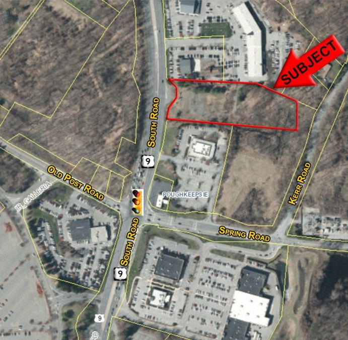 Development Property, U.S. Route 9 / South Road