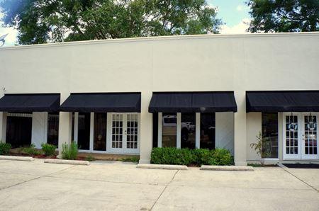 Downtown Covington Office plus Parking - Covington