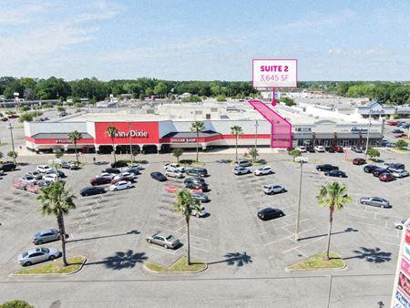 Normandy Plaza Shopping Center - Jacksonville