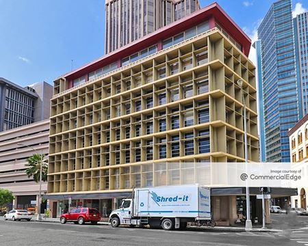 Eight Fifty Building - Honolulu