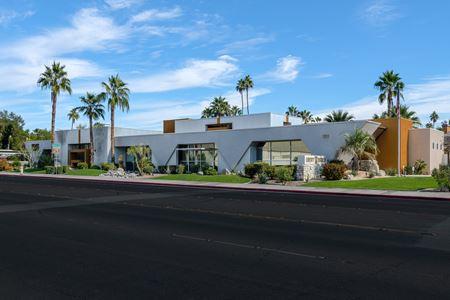 Liberty Escrow Building - Palm Springs