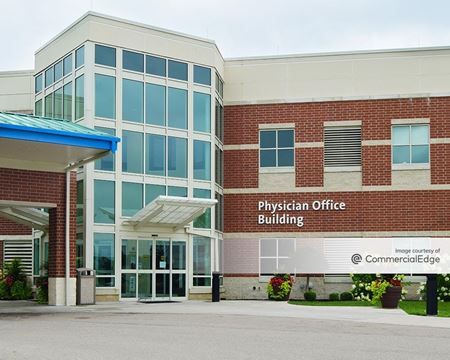 Upper Valley Medical Center - Physician Office Building - Troy