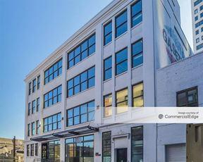 The Gaseteria Building - Long Island City