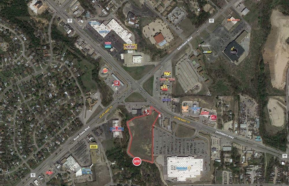 Walmart Excess Property